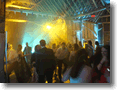 Your Wedding Disco DJ entertaining at Preston Priory Barn,  near Lavenham, Suffolk