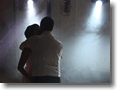 First Dance with Professional Lighting Show and Dry Ice  Low Fog - Stoke By Nayland Hotel, Devora Suite
